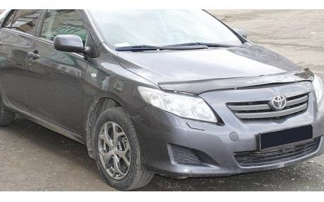 Дефлектор капота Toyota Corola