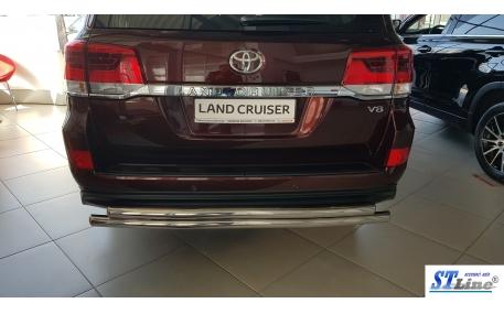 Защита задняя Toyota Land Cruiser 200