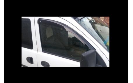 Дефлекторы окон Opel Combo C