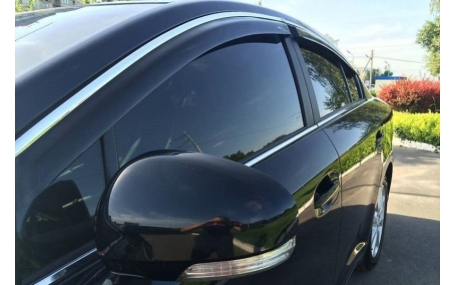 Дефлекторы окон Mercedes E-class W213