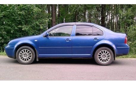 Дефлекторы окон Volkswagen Bora