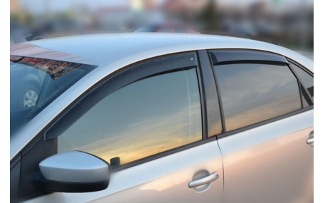 Дефлекторы окон Volkswagen Polo