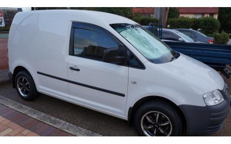 Дефлекторы окон Volkswagen Caddy