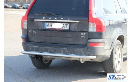 Защита задняя Volvo XC90