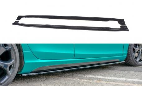 Пороги Volvo V40