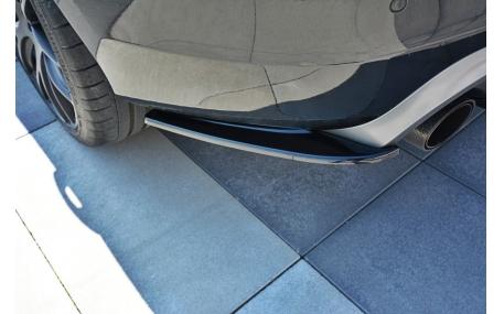 Накладка задняя Volvo V60