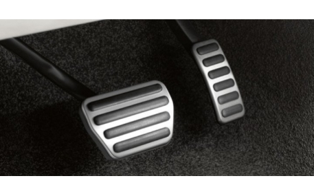 Накладки на педали Range Rover