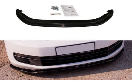 Накладка передняя Volkswagen New Beetle