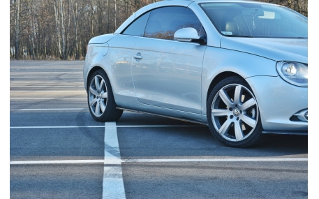 Пороги Volkswagen EOS