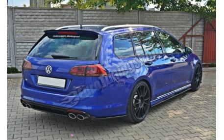 Накладка задняя Volkswagen Golf 7