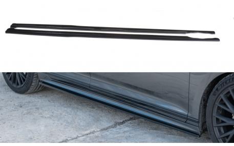 Накладка на пороги Volkswagen Passat B8
