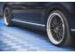 Накладки на пороги Volkswagen Passat B8