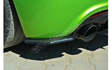 Накладка задняя Volkswagen Scirocco