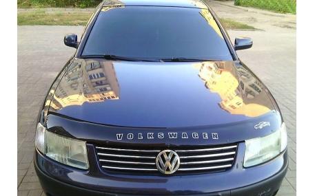 Дефлектор капота Volkswagen Passat B5