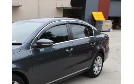 Дефлекторы окон Volkswagen Passat