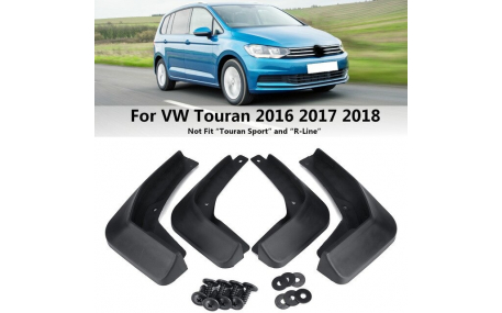 Брызовики Volkswagen Touran