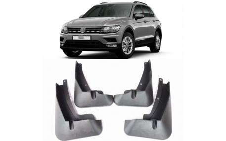 Брызовики Volkswagen Tiguan