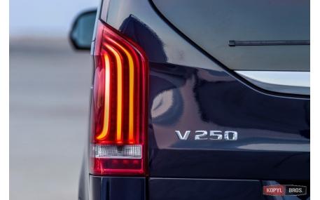 Фонари задние Mercedes Vito W447