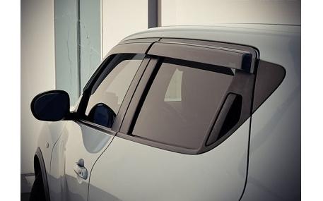 Дефлекторы окон Nissan Juke