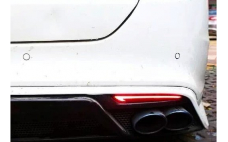 Дополнительная оптика Ford Mondeo MK5