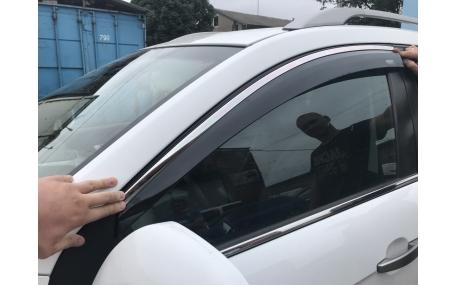Дефлекторы окон Renault Kadjar