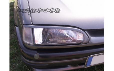 Ресницы Renault 19