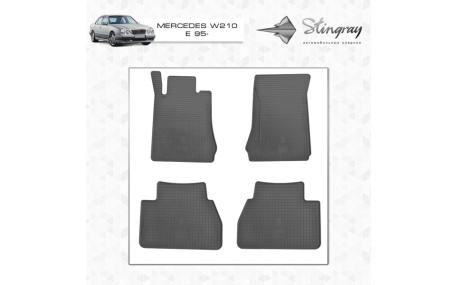 Коврики в салон Mercedes E-class W210