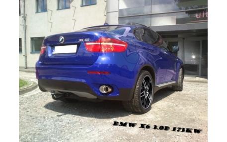 Выхлопная система BMW X6 E71