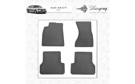 Коврики в салон Audi A6 C7