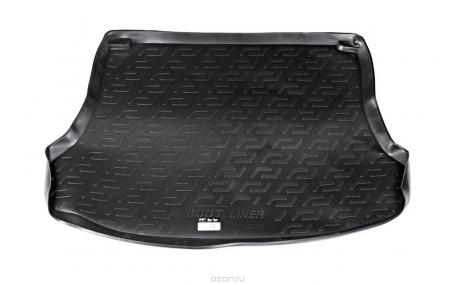 Коврик в багажник Peugeot 207