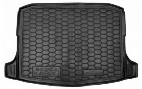 Коврик в багажник Skoda Karoq