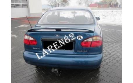 Спойлер Daewoo Lanos Sedan