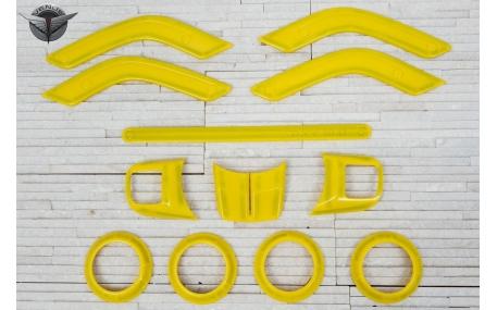 Декоративные накладки Jeep Wrangler