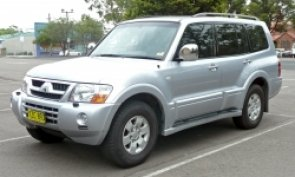 Pajero Wagon 3 (2001-2006)
