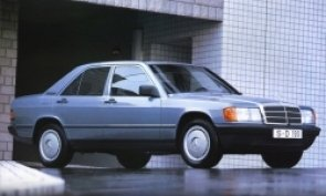 C-class W201 (1982-1993)