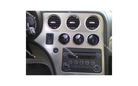 Кольца в щиток приборов Alfa Romeo 159