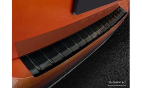 Накладка на задний бампер Volkswagen T-Cross