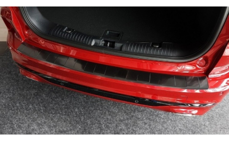 Накладка на задний бампер Ford Kuga MK3
