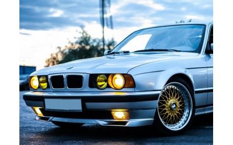 Накладка передняя BMW E34