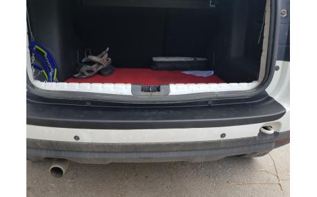Накладка на задний бампер Peugeot Partner Tepee