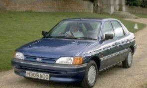 Escort (1990-1995)