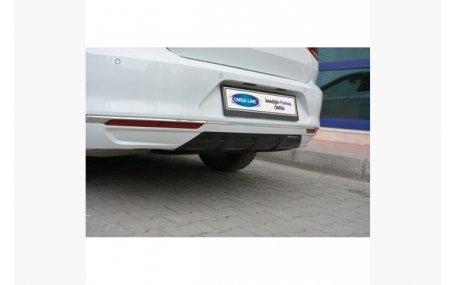 Накладка задняя Volkswagen Passat B8