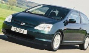 Civic VII (2001-2005)