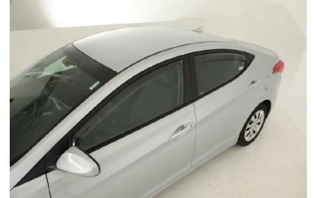 Дефлекторы окон Hyundai Sonata