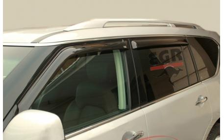 Дефлекторы окон Nissan Patrol Y62