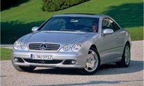 CL-class C215 (1999-2006)