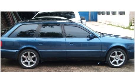 Дефлекторы окон Audi 80 B4