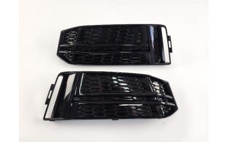 Вставки в крылья Audi A4 B9