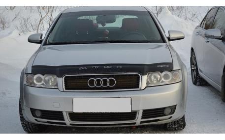 Дефлектор капота Audi A4 B6