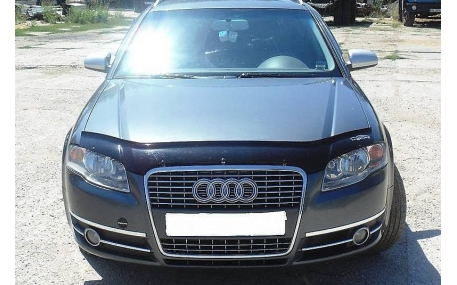 Дефлектор капота Audi A4 B8